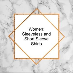 Other - Women's Tanks & Tees